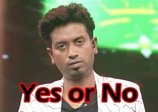 Yes Or No 20-01-2018 Vijay Tv Show