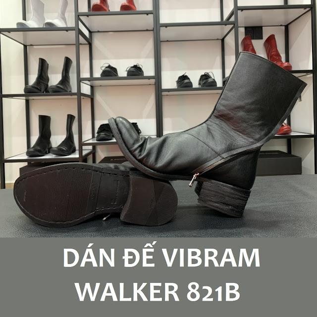 Walker 821B được dán đế Vibram soles Protector