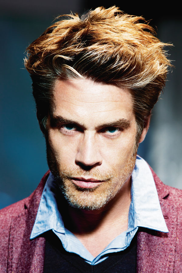 Clásico y sencillo peinados para hombre Fotos de cortes de pelo tutoriales - Peinados de moda para hombres | Cortes Peinados y Estilos