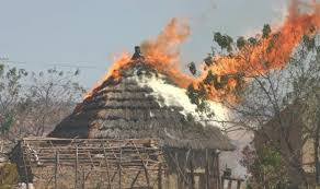 Zimbabawe man set Zimbabwean Man Set Neighbour's House On Fire For Rejecting His Sexual Advances