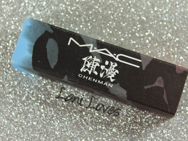 MAC MONDAY | Chen Man Love & Water Lipsticks Swatches & Review