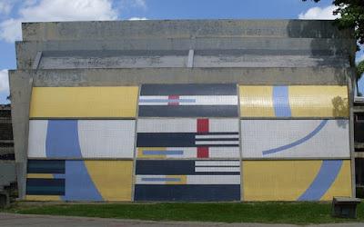 Mural Mateo Manaure UCV