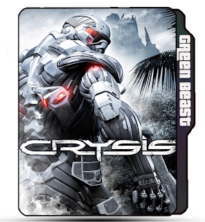 Preview of Crysis 3 game folder icon, official, poster, Cysis game