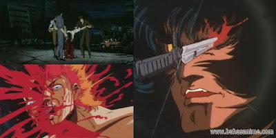 rekomendasi anime Violent Jack Series scene