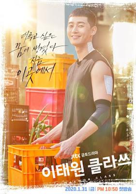 Itaewon Class Episode 1-16