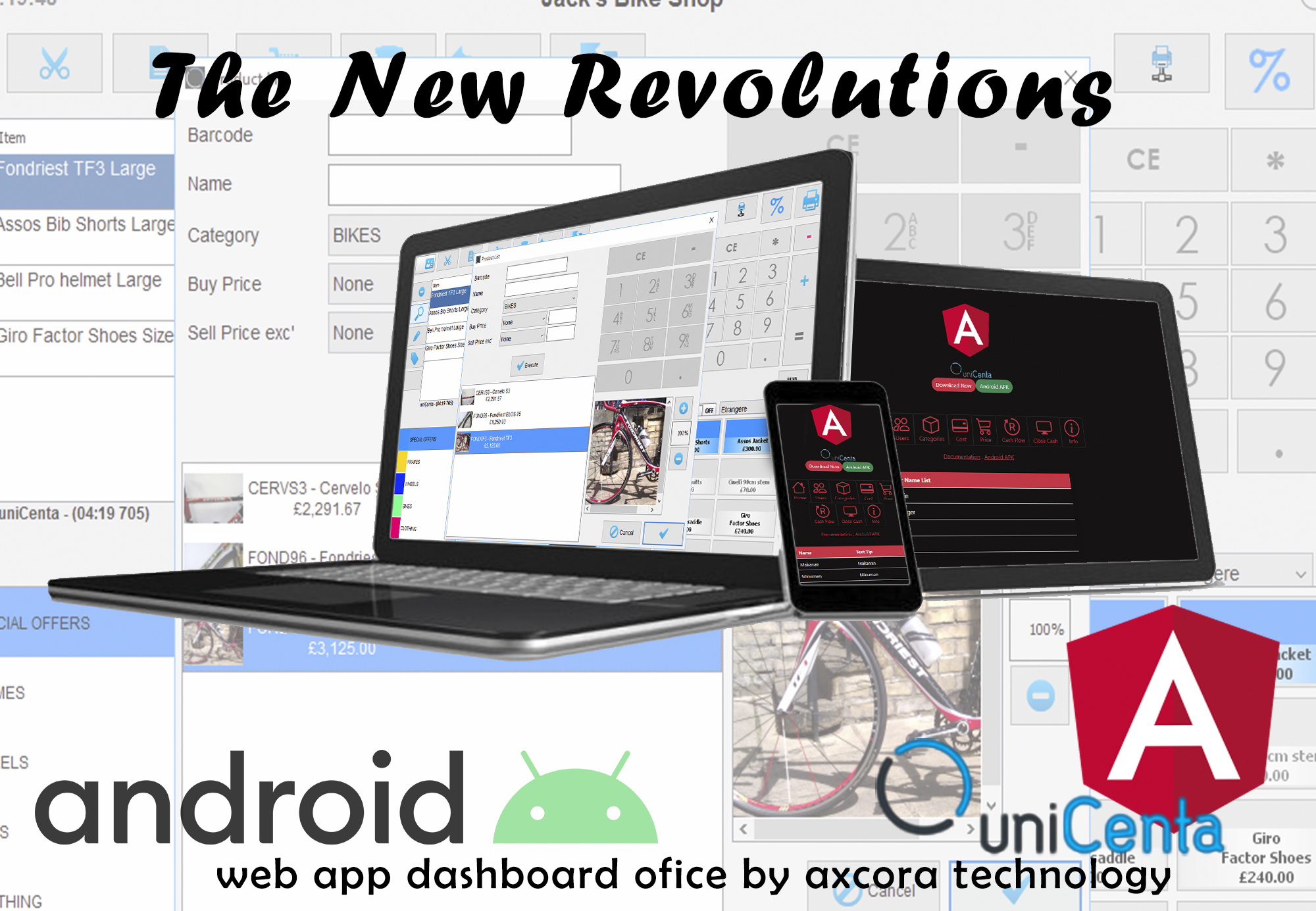 unicenta online android apk web apps