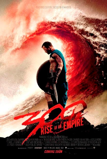 """""""300: Rise of an Empire (2014)"""" movie review by Glen Tripollo"""