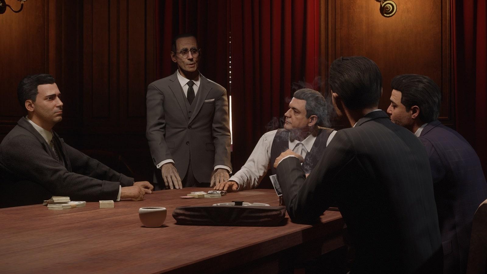 Сюжетный трейлер ремейка Mafia: Definitive Edition и охапка скриншотов с Gamescom - 05