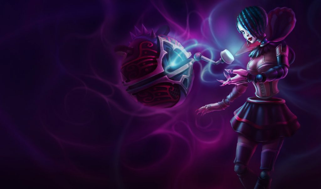 Orianna is one of the strongest champs in the midlane.
