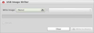 Mudah Membuat USB Installer Linux Mint dengan Aplikasi USB Image Writer