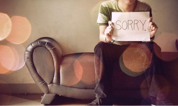 Kata Kata Minta Maaf ke Pacar