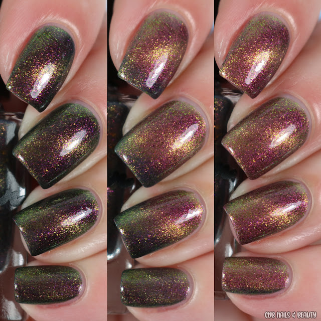 Jior Couture-Black Is A Rainbow Color