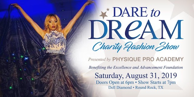 Upcoming in Austin: Dare to Dream Charity Fashion Show