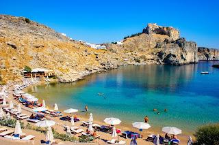 Italy Greece Honeymoon Itinerary rhodes