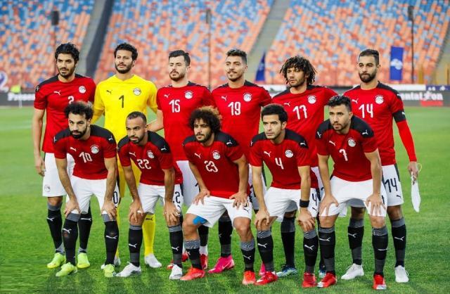 تعرف على موعد مباراة مصر ضد  أنغولا والقنوات الناقلة لها