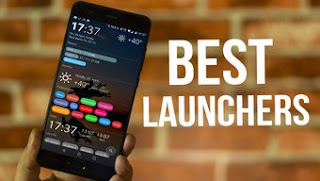 Top 5 best android launcher