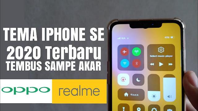 Tema Iphone 13 Pro Oppo