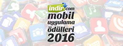 2016'nın mobil uygulamaları yarışıyor!