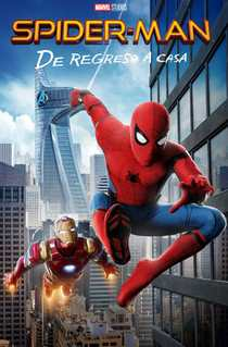 Spider-Man De regreso a casa (2017) Online latino hd