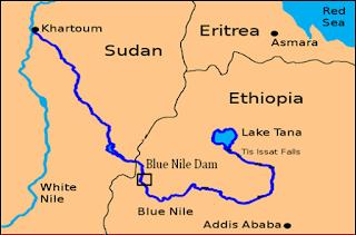 Sisi Says Egypt, Sudan Reject Ethiopia Nile Dam fait Accompli