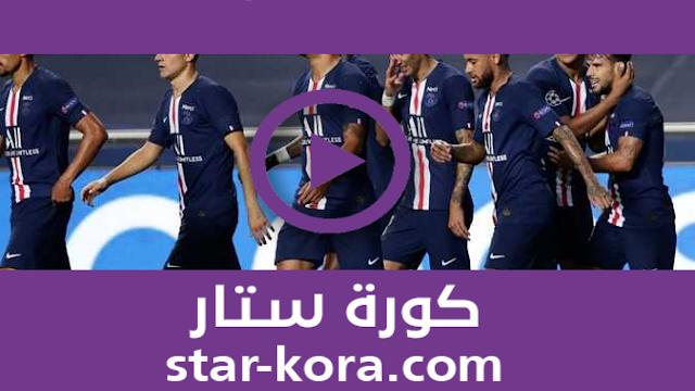 مباراة باريس سان جيرمان و لانس بث مباشر