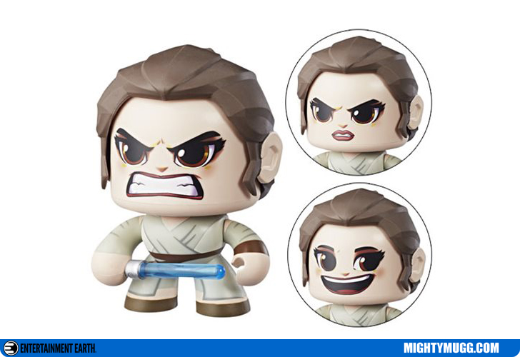 Rey Jakku Star Wars Mighty Muggs Wave 1 2018