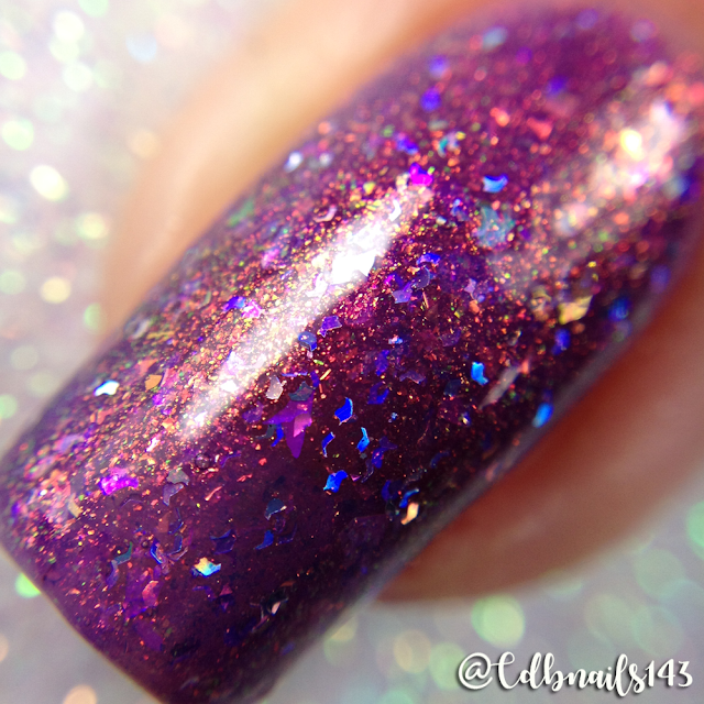Supernatural Lacquer-Birthday Ghoul