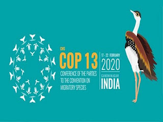13th COP of Convention Conservation of Migratory Species of Wild Animals