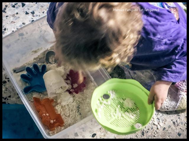 sable de lune maison