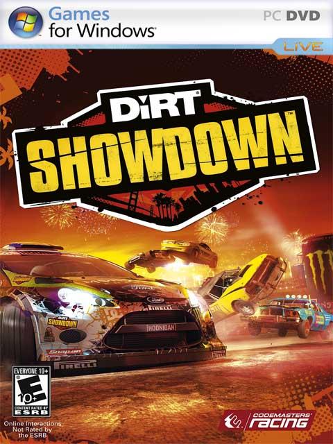 تحميل لعبة DiRT Showdown