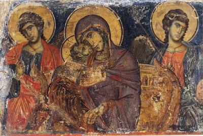 Στο τελικό στάδιο η συντήρηση των τοιχογραφιών της ιστορικής Ιεράς μονής Κοιμήσεως Θεοτόκου Γηρομερίου