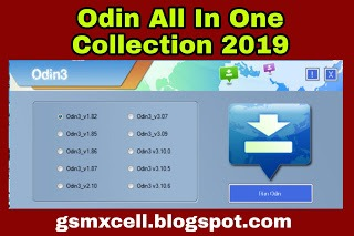 Odin All in One Tool Latest Collection 2019 Free Download