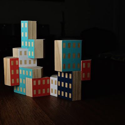 Blockitecture Project: photo by Cliff Hutson