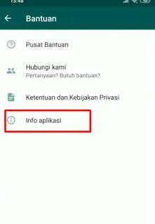 Cara Mudah Lihat Versi Whatsapp Miliki Kita