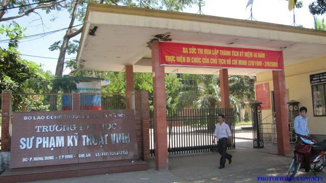 Nhảy lầu tự tử từ tầng 8 Mường Thanh Phương Đông, PTP trường ĐH SP Kỹ thuật Vinh thiệt mạng