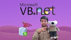 Complete VB.Net Course,Beginners to Visual Basic Apps-7 in 1