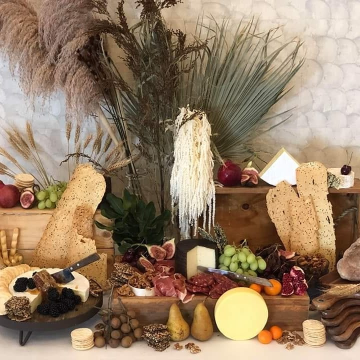 wedding catering grazing tables dunsborough boards food