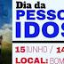"""Vem ai o stand-up """"Cria de São Luiz"""" em comemoração ao Dia da Pessoa Idosa em Bossoroca"""