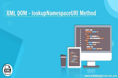 XML DOM - lookupNamespaceURI Method