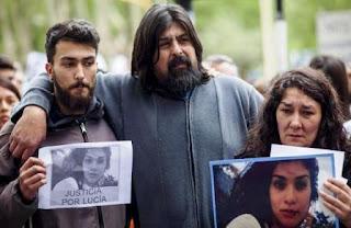 En Mar del Plata marcharon para reclamar justicia por el crimen de Lucía