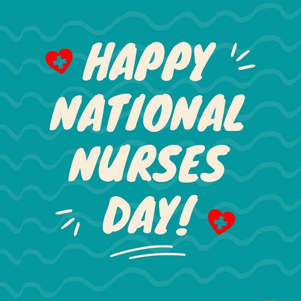 National Nurses Day Wishes Sweet Images