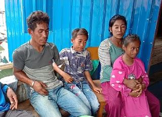 Di Balik Kisah Haru Lukman Di TMMD di Kampung Bajo Kolaka