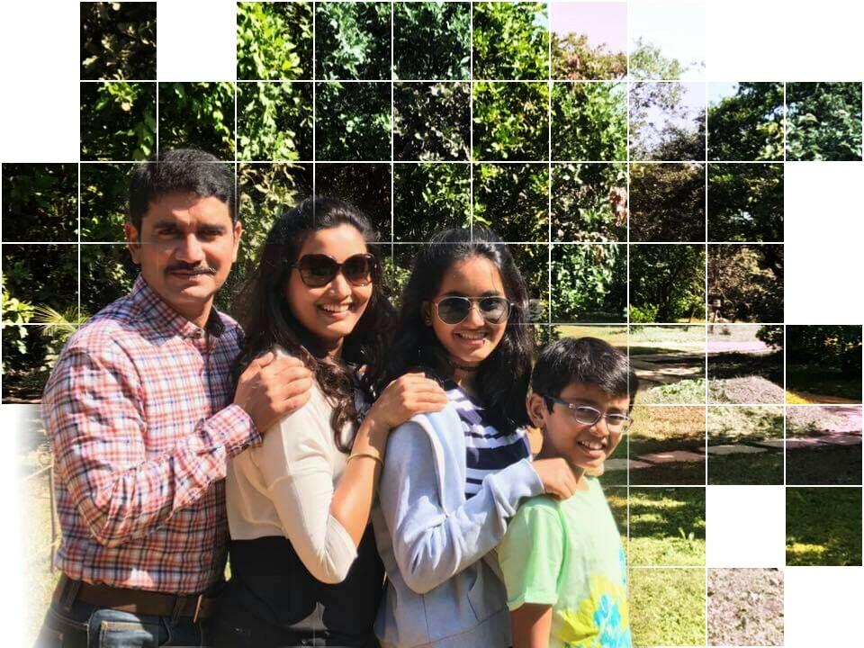 Vishwas Nangare Patil Family Information/विश्वास नांगरे पाटिल कुटुंबा विषयी माहिती.