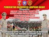 Banner, Baliho, Spanduk Peringatan HUT Satpol PP Ke-71 dan Satlinmas Ke-59 Tahun 2021