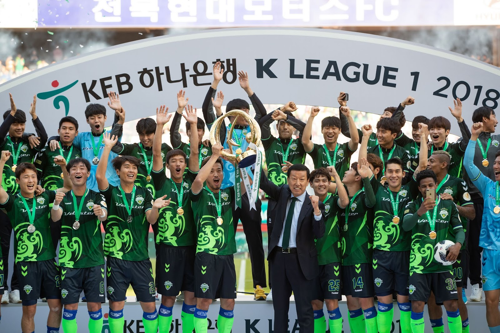 2018 Season Review: Jeonbuk Hyundai Motors