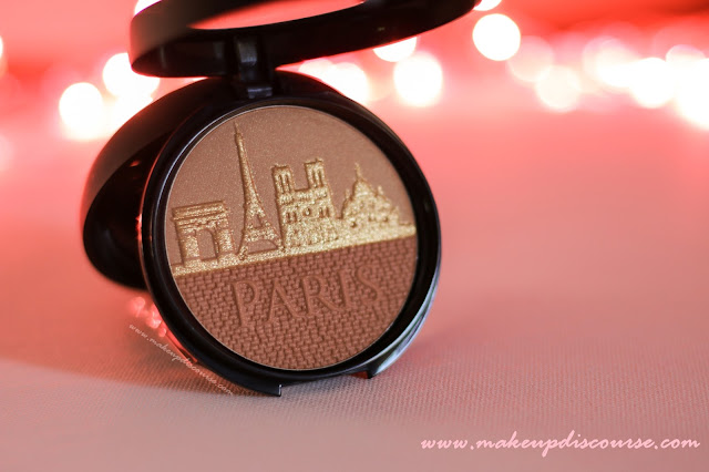 Physicians Formula City Glow Daily Defense Bronzer - Paris: Review, Swatches & FOTD