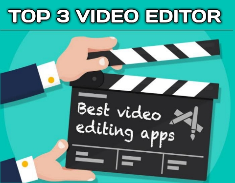 Best Free Video Editing App for Android : By theapkguide