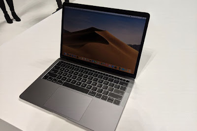 Nuovo laptop ultrasottile Apple MacBook Air 2018 hands-on: RECENSIONE
