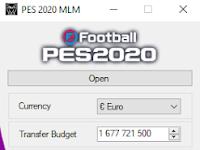 PES 2020 ML Money Editor