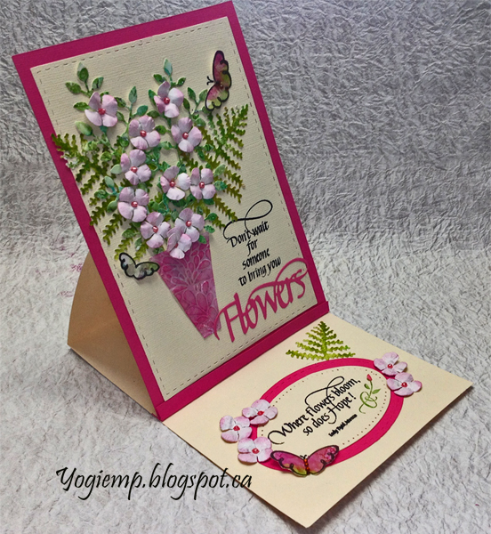 http://www.yogiemp.com/HP_cards/MiscChallenges/MiscChallenges2019/Mar19_EaselFlowerVase_ECDFlowers_Don'tWait_WhereFlowersBloom.html